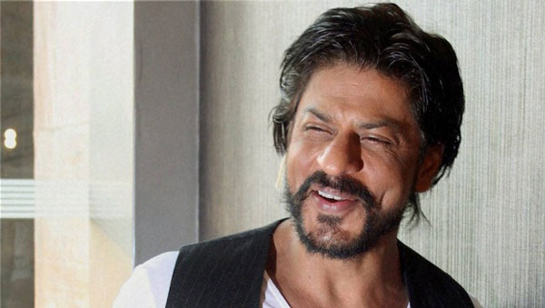 Writing autobiography long, slow process, says SRK