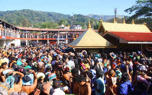 Some happy, others question SC poser on Sabarimala women entry