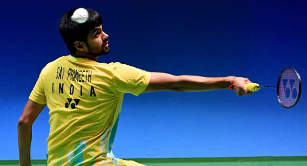 Praneeth crashes out of Japan Open semis
