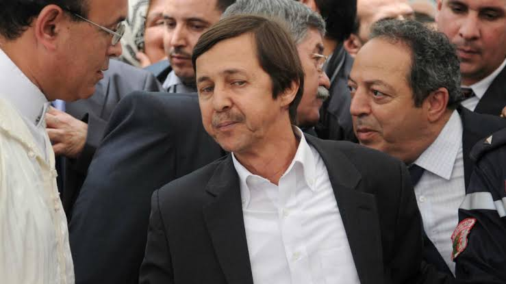 Algeria court sentences Bouteflika brother to 15 years