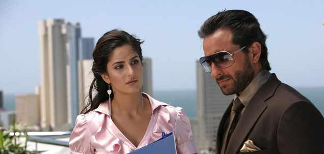 Saif, Katrina in post 26/11 counter-terror film