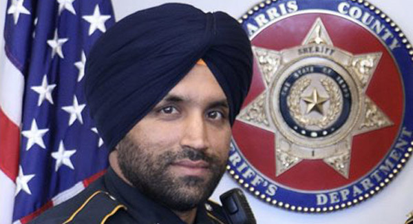 Sikh police officer killed in line of duty in US
