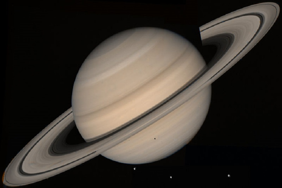 Scientists finally know how long a day is on Saturn: 10:23:38