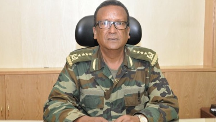 Ethiopian army chief shot dead during failed coup attempt