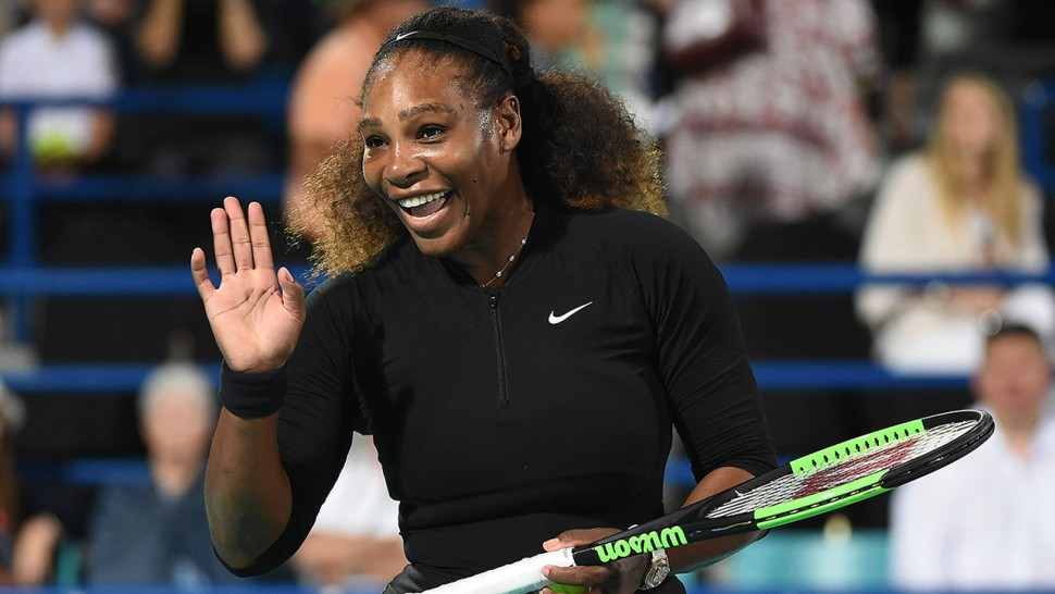 Serena Williams enters US Open semi-finals