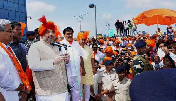 Decision on Ram temple will be taken at right time: Shah