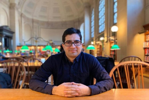 The decision of Shah Faesal