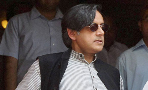 Sunanda case: Tharoor appears before SIT again, allowed to go to Kerala