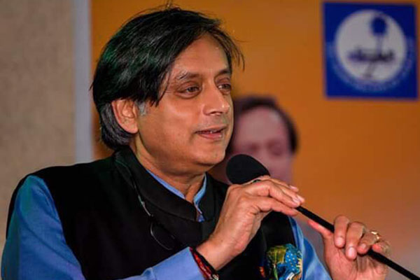 BJP allies deserting sinking ship a telling sign: Tharoor