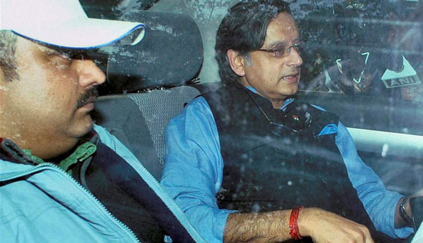 Tharoor may be questioned again: police