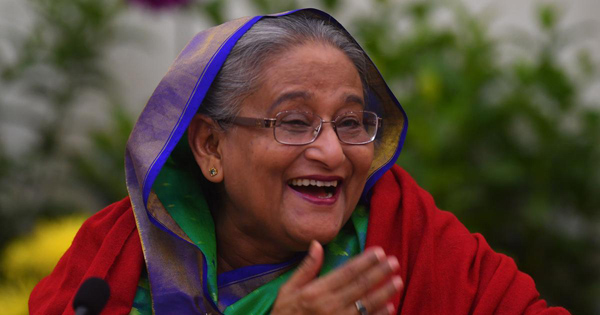 Hasina to visit India in Oct; Teesta water sharing, Rohingya crisis on agenda