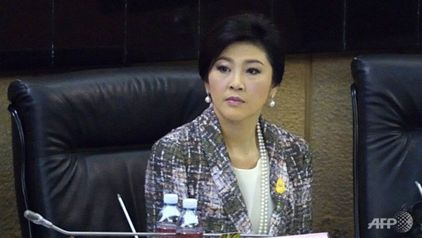 Former Thai PM Shinawatra faces corruption charges