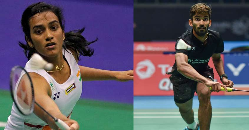 Sindhu, Srikanth enter 2nd round of Indonesia Open