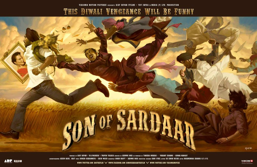 Ajay Devgn agrees to cut objectionable dialogue from Son of Sardar