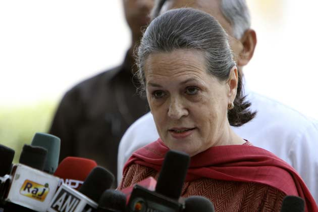 LoP row: Sonia holds meeting with party MPs