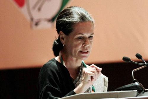 I will write my own book to tell the truth: Sonia Gandhi