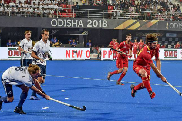 Hockey World Cup: Skipper Cortes hands Spain 1-1 draw against France