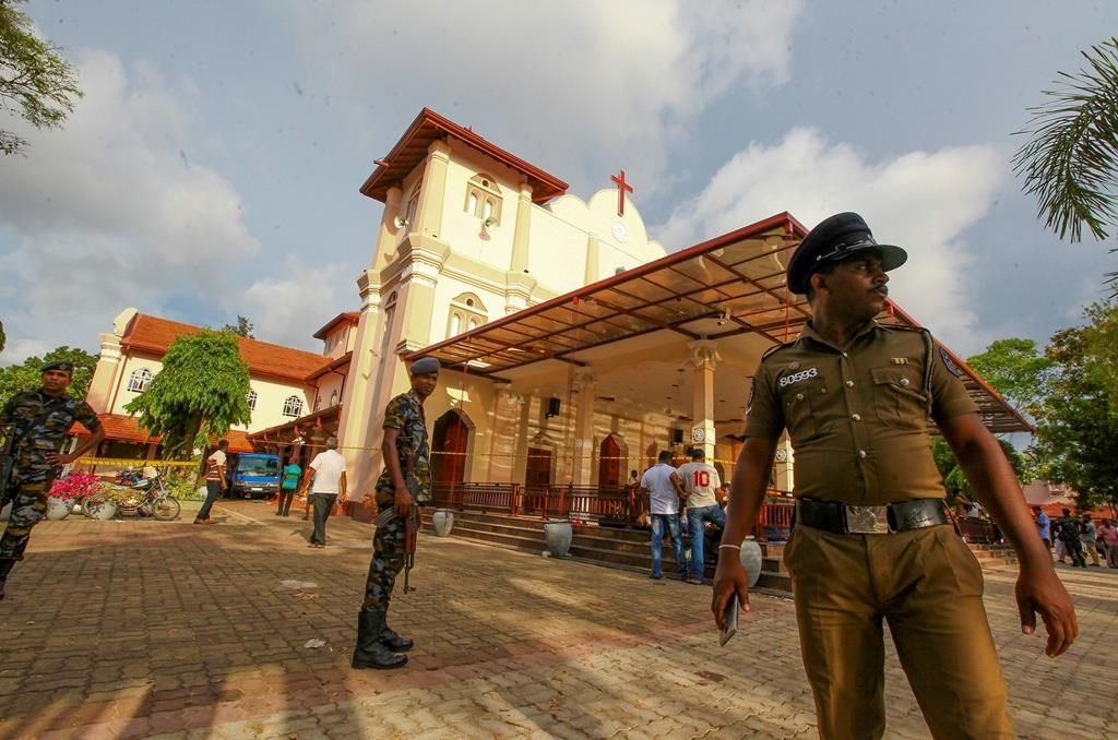 Sri Lankan police officials to face criminal charges for Easter day Attacks