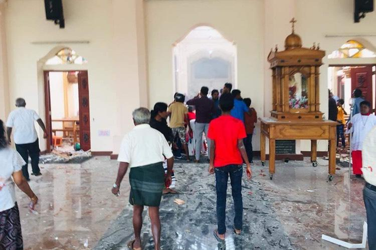 Sri Lanka is now safe, say police and military