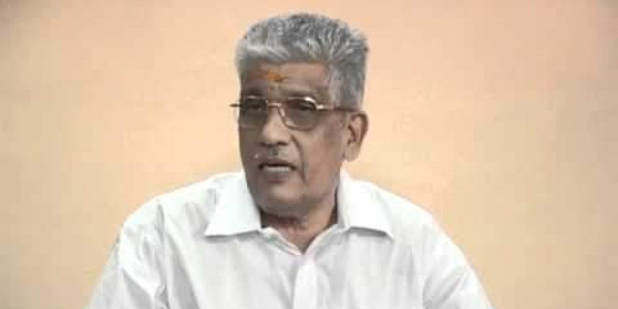 NSS blames state government for anarchy in Kerala