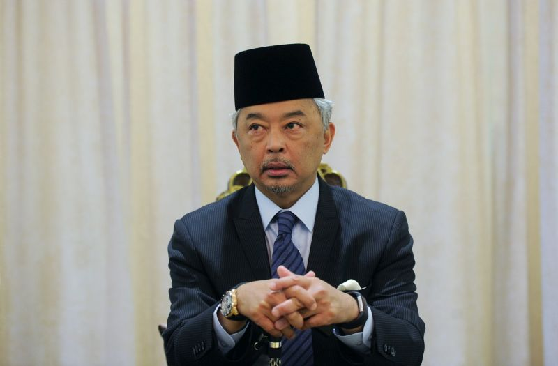 Sports-loving sultan picked as Malaysian king