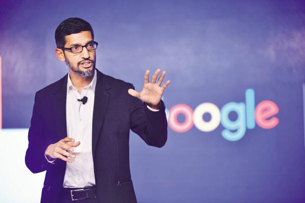 We will do well only if others with us do well: Googles Sundar Pichai