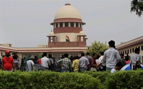 Death row convict may be heard in open court: SC