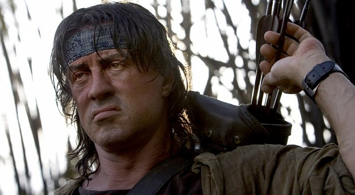 Sylvester Stallone prepping for Rambo 5