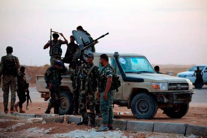 Syrian army enters Kurdish-held town amid Turkish assault