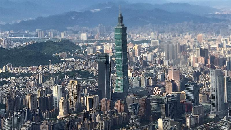 6.1-magnitude earthquake strikes Taiwan