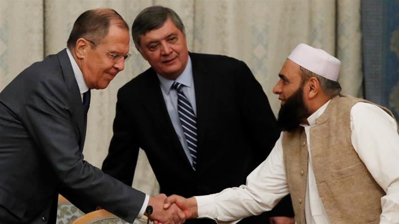 Taliban to take part in intra-Afghan talks in Moscow