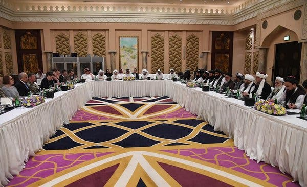 US, Taliban keep open door to talks after summit scrapped
