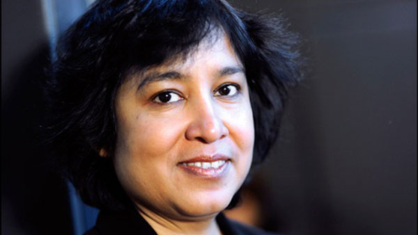 Taslima Nasreen relocated to US after death threats