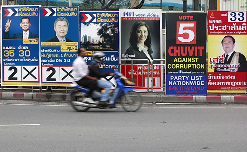Results of Thailands post-coup elections delayed