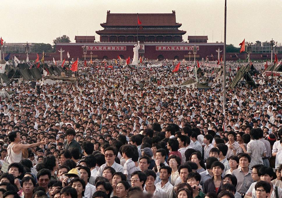 China minister defends 1989 Tiananmen Square crackdown