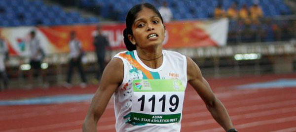 Tintu Luka wins gold, qualifies for Worlds