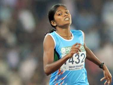 Tintu Luka fails to qualify for 800m final