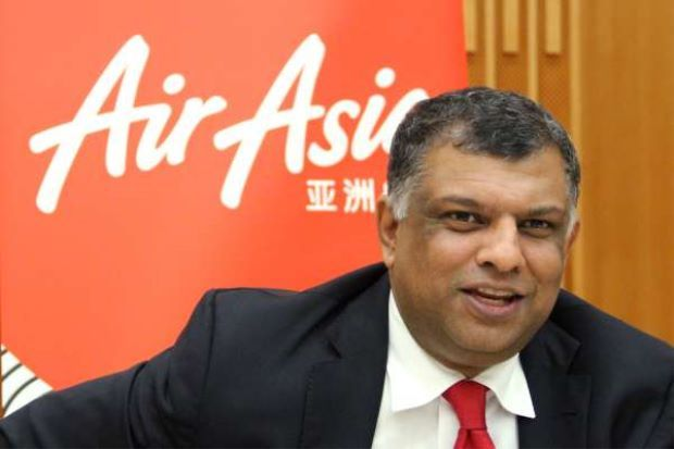 AirAsia CEO quits Facebook over Christchurch videos