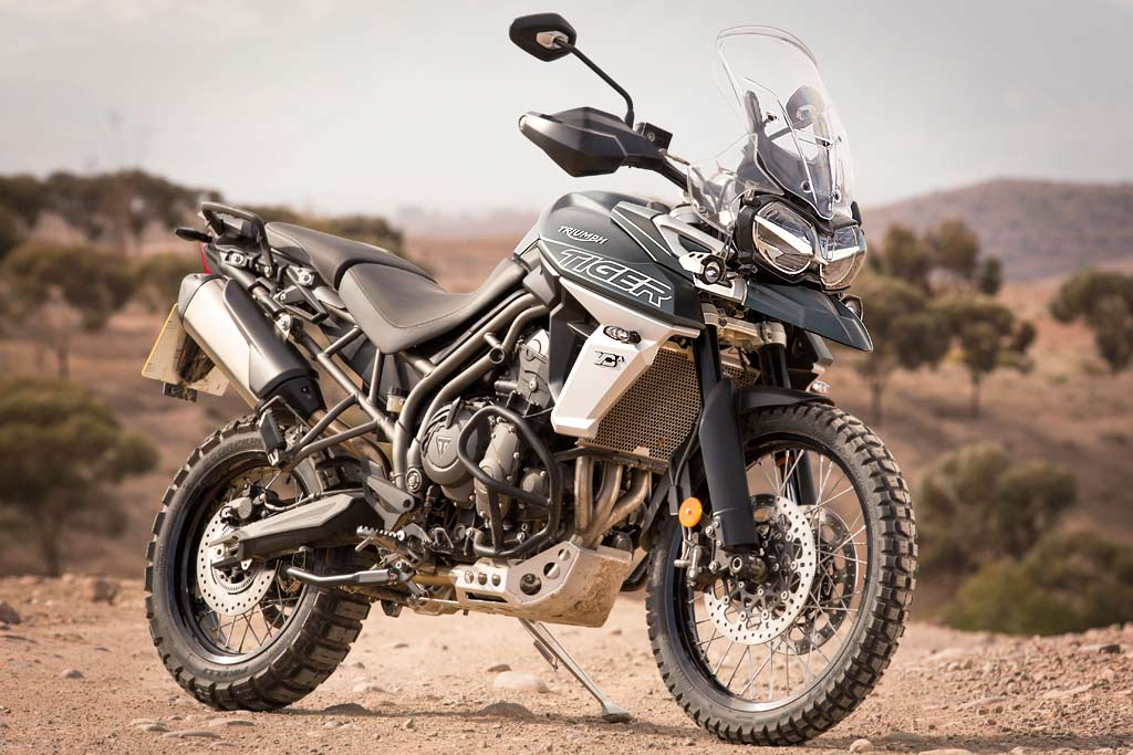Triumph launches new Tiger 800 XCA priced at Rs 15.17 lakh