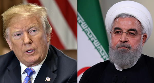 Trump: It looks like Iran hit Saudis, no military option yet