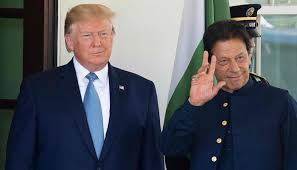 Trump thanks Pak PM for helping in hostages release
