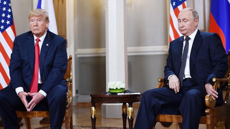 G20: Trump tells Putin not to meddle in 2020 polls