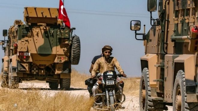 Turkish Army ready for Syria operation: Defence Ministry