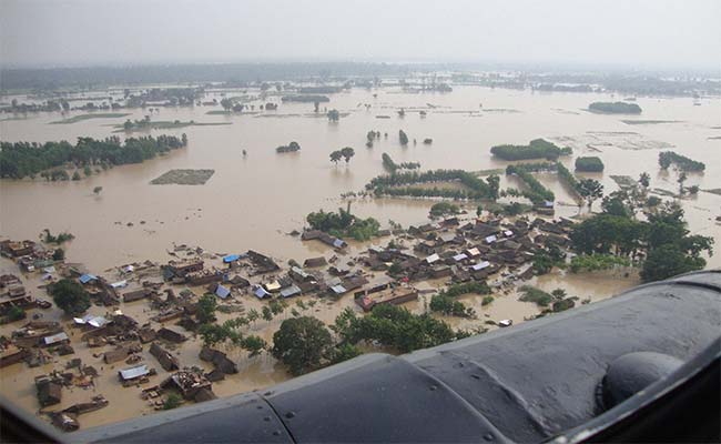 Over 45 dead in UP floods