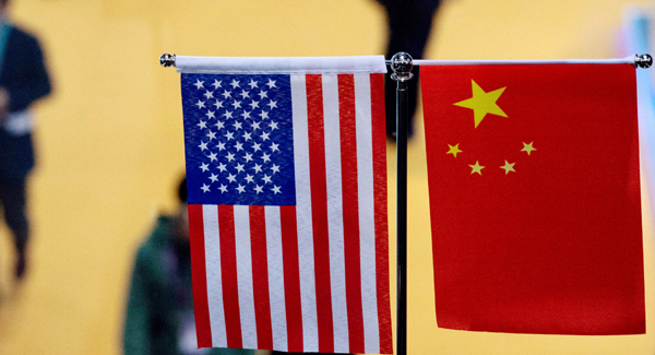 China no longer top trading partner of US