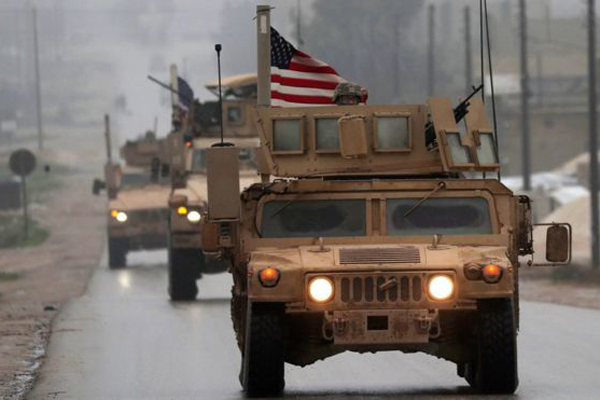 200 US troops to remain in Syria following pullout