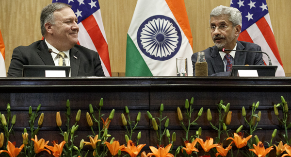 India will do what is in its national interest: Jaishankar to Pompeo on S-400 deal