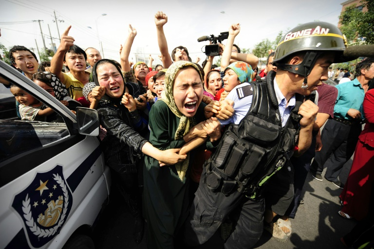 China voices strong dissatisfaction over US Xinjiang blacklist