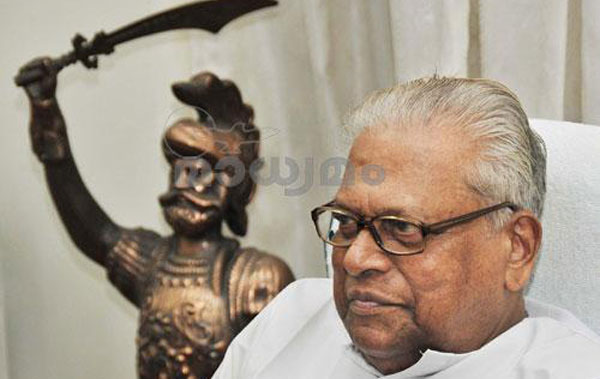 Will seek Achuthanandans forgiveness if proven guilty: Natesan