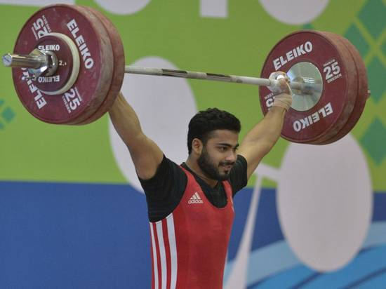 Weightlifter Vikas Thakur finishes 8th